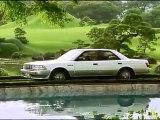 トヨタ  クラウン 8代目 後期型 CM 1989 TOYOTA CROWN Ad HD