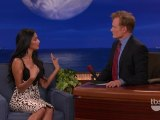 Nicole Scherzinger - Interview (Conan O'Brien - 19th September 2011)