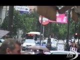 Maltempo in Sicilia, nubifragi a Palermo e Catania. Strade allagate e traffico in tilt per la pioggia