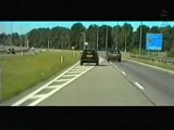 Are German drivers as crazy as other European drivers?
