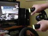 Microsoft  Xbox 360 Wireless Speed Wheel with Forza Motorsport 4