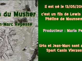 Urto du Musher - Championnat de France de Campagne