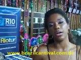 Entrevista Susan Gonçalves ao Brazil Carnival no Sorteio