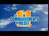 Extrait De l'emission LES GUIGNOLS DE L'INFO Avril 2004 Canal+