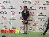 Aubrey Plaza at 2011 ENVIRONMENTAL MEDIA AWARDS Arrivals