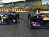 Formula 1 2011 - Track Simulation India - CGI Clip - Mark Webber