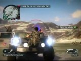 Just Cause 2 Hardcore Walkthrough Part 24 Agency Mission - Mountain Rescue 4-4