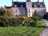 Chateau de Nantes en vente - 10 minutes de la capitale des Pays de la Loire, proche Pont Saint Martin