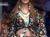 D&G Show at Milan Fashion Week Spring 2012   FTV