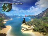 Just Cause 2 Hardcore Walkthrough Part 91 Agency Mission - A Just Cause 1-3
