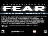 F.E.A.R. - Perseus Mandate - 01 - Introduction