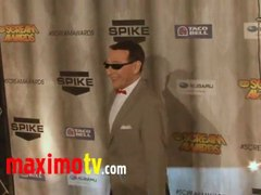 Paul Reubens PEE WEE Spike TV s 2011 Scream Awards