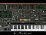 Synthétiseur  numérique instrumentale 1 Jean-Paul Cid