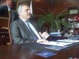 Çiftlikköy Belediye Başkanı Metin Dağ Basın toplantısı
