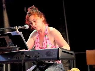 Christine Ott  'Lullaby' Strasbourg 21/08/11 solo