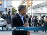 Prise d'otages à Paris : l'homme interpellé