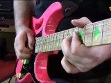 Steve Vai 1989 IBANEZ JEM 777SK Demonstration at World Guitars - Marshall JCM800 2203