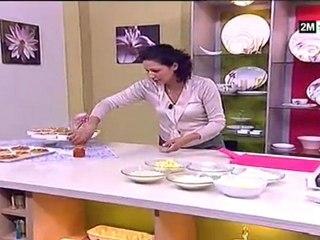 Choumicha - Confiture de citrouille et Tartelettes aux figues