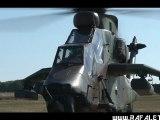 TIGRE !!! Hélicoptère EC 665 HAP - Take off + Démo [Full HD]