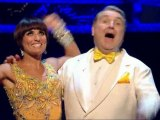SCD9 Result show  The last 4 couples saved & Brunos comments.