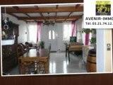 A vendre - maison - auby (59950) - 6 pièces - 90m²