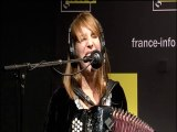 "La Session France Info : Zaza Fournier ""15 ans"""