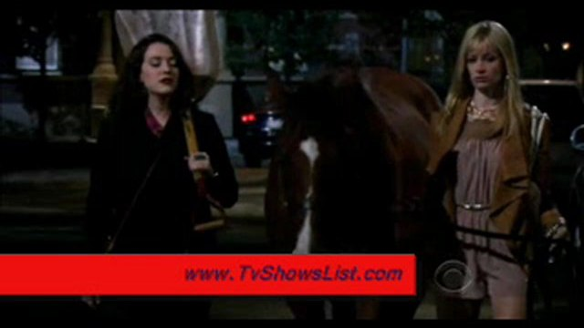 2 Broke Girls Season 1 Episode 5 (And the '90s Horse Party)