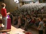 CEA de Saclay: Apprendre la science en faisant le clown