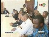 Ouverture d'une session d'évaluation professionnelle au port autonome de Brazzaville