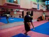 Tay boks DÜNYA ŞAMPİYONU Genç Bayanlarda Rümeysa Burulay ve Büyük Erkeklerde Çağan Atakanarslan