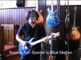PRS Custom Indian Rosewood, Swamp Ash Special, 1960's Fender Stratocaster World Guitars Demo