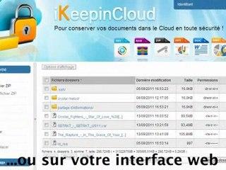 La solution de stockage iKeepinCloud d'Ikoula est arrivée !