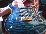 Chappers visits World Guitars - PRS, ESP, Gibson, Fender, Music Man, Vigier, Kramer