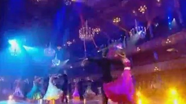 Viennese Waltz by Professional Dancers in Blackpool at Strictly Come Dancing 2009