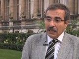Rencontre avec Mohammed Ballout, journaliste blessé en Libye (17.10.11)