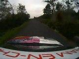 Team en-Chêne camera embarquée Es5 rallye du Suran 2011