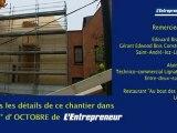 Entrepreneur TV octobre 2011 : panneaux bois massif