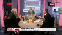 """Marine Le Pen : invitée de l'émission """"En route vers la présidentielle"""""""