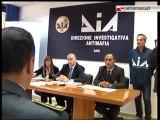 TG 18.10.11 Operazione anticontrabbando: 9 arresti tra Puglia e Campania