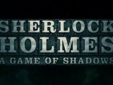 Sherlock Holmes 2 : Jeu d'Ombres - Bande-Annonce / Trailer #2 [VO|HD]