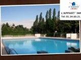 A vendre - appartement - FONTENAY-LE-FLEURY (78330) - 5 piè