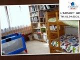 A vendre - appartement - FONTENAY-LE-FLEURY (78330) - 4 piè