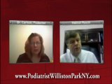 Williston Foot Care Doctor on Ingrown Toenail & Bunions Podiatrist Roslyn NY Podiatry Clinic Roslyn
