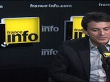 """Taxation des hauts revenus : """"quelques centaines de millions d'euros seulement"""" (Manuel Valls)"""