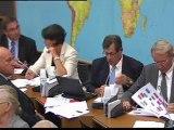 André Chassaigne - Commission développement durable LGV et changement climatique