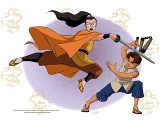Shaolin Wuzang Ep1 - Le retour du Démon