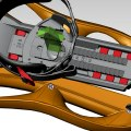 TSL OUTDOOR Bindings of snowshoes -  Easy Size Shoes - EscapeT, Approach