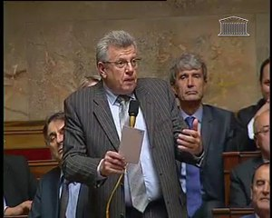 Une taxe cosmetique sur les riches ! Christian Eckert aux #QAG (20/10/2011, Assemblée nationale)