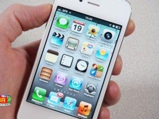 iPhone 4S - Prise en main