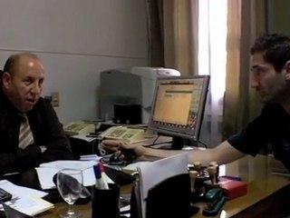 Rencontre avec le porte-parole du ministère de l'intérieur tunisien